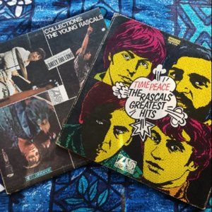 The Young Rascals: 2 Records